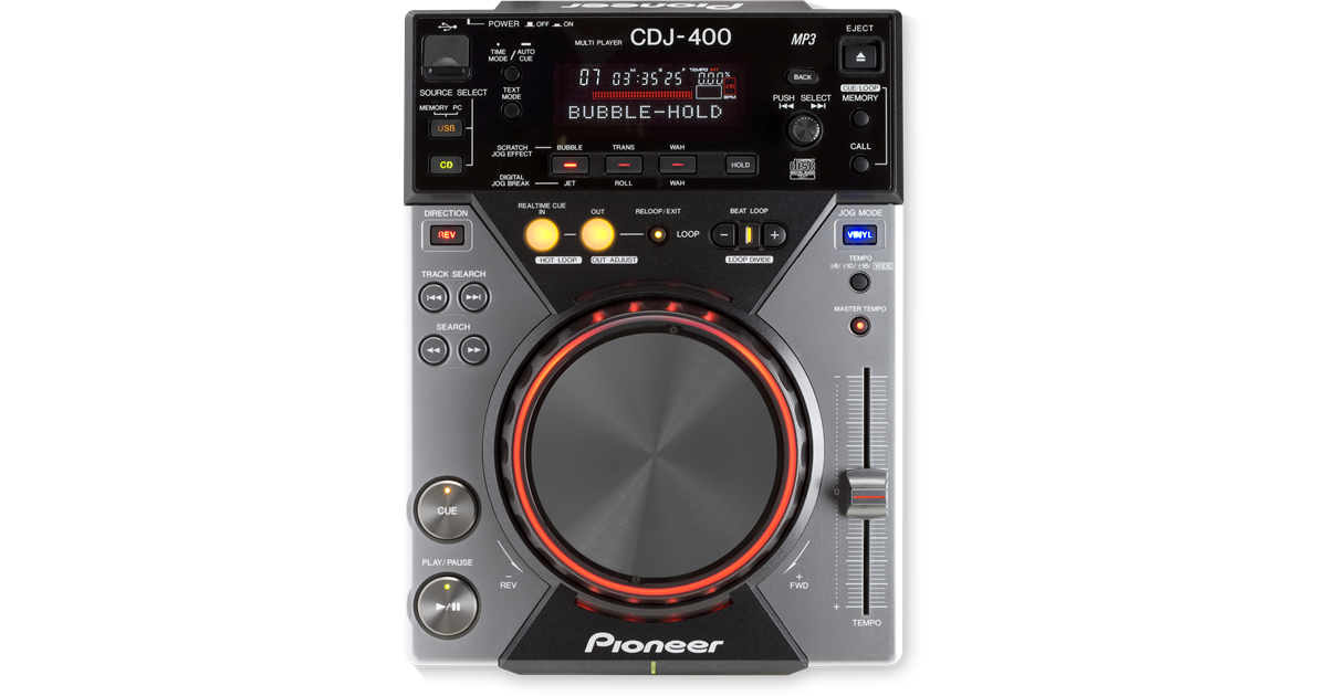photo Loue  deux platine CDJ 400  Cannes